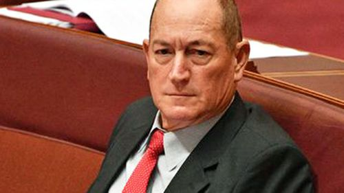 Senator Anning was elected as a One Nation candidate but defected as soon as he was sworn in.
