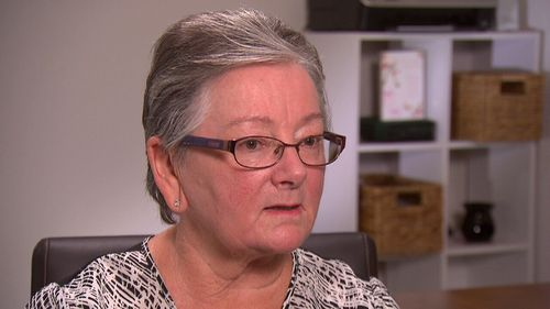 Veronica Ball says her gas bill has jumped 30 percent - despite moving from a house to a unit.