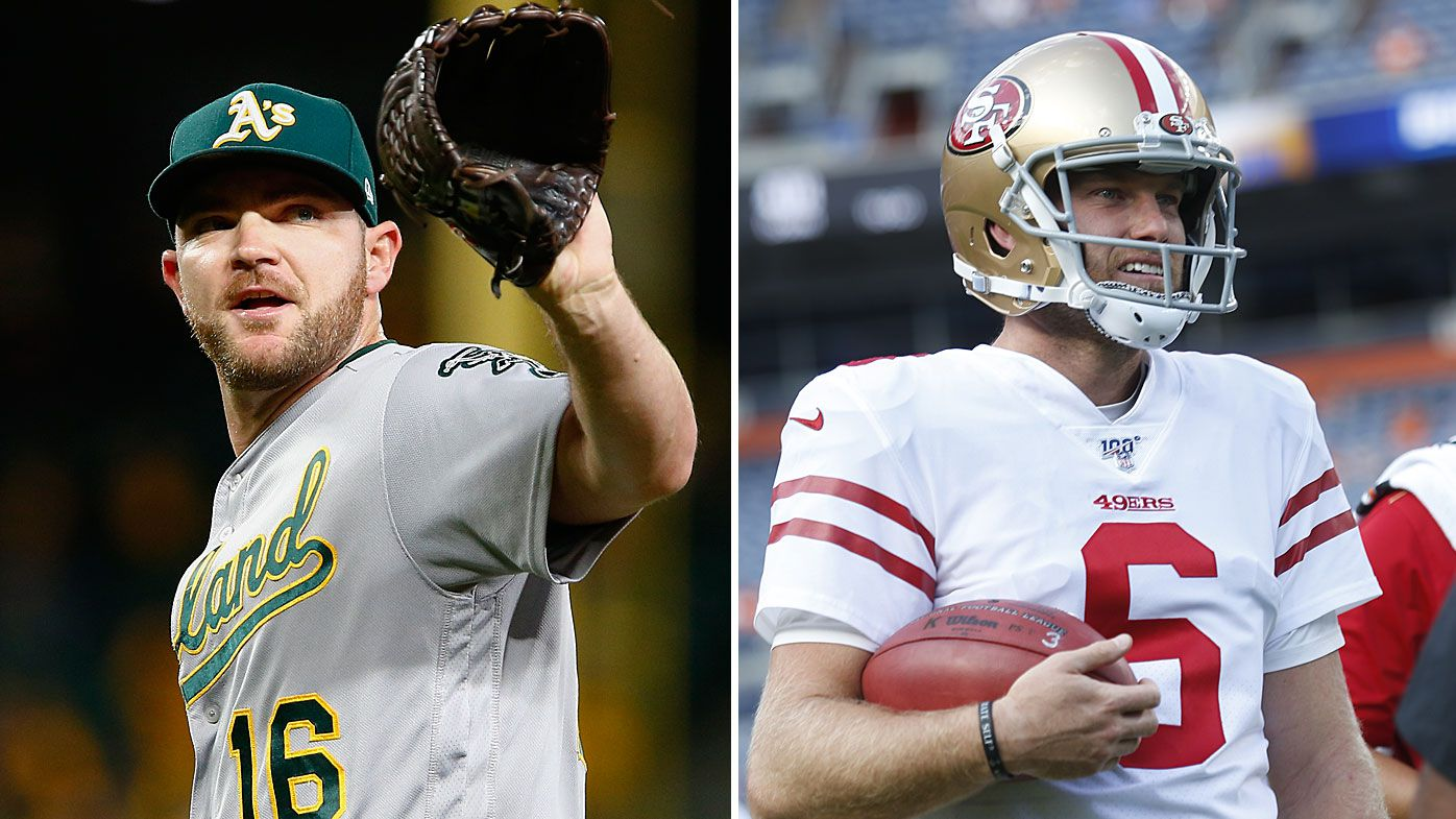 MLB star Liam Hendriks' plan to grow Aussie connections in US sports