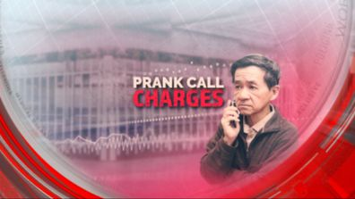 Prank call charges