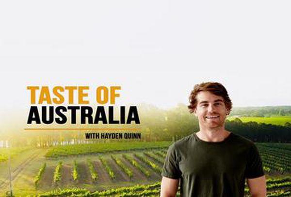 Taste of Australia with Hayden Quinn