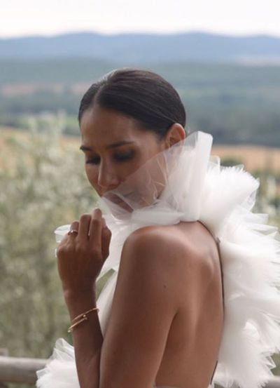 The Tuscan wedding of Lindy Klim and Adam Ellis