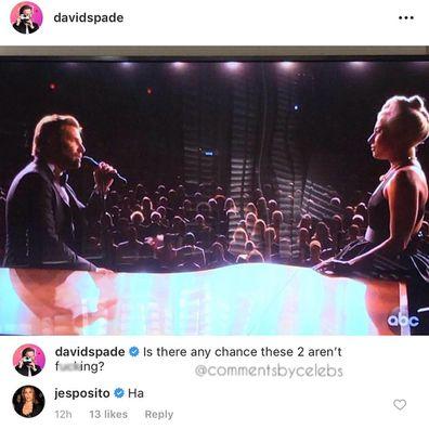 Jennifer Esposito's comment
