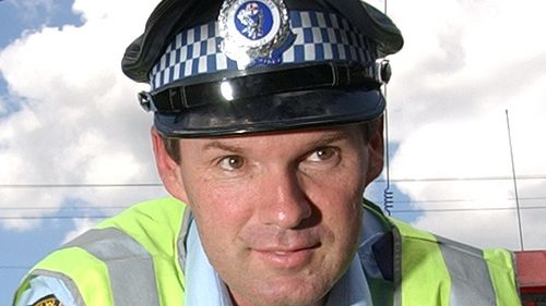 NSW policeman David Rixon honoured after on-duty death