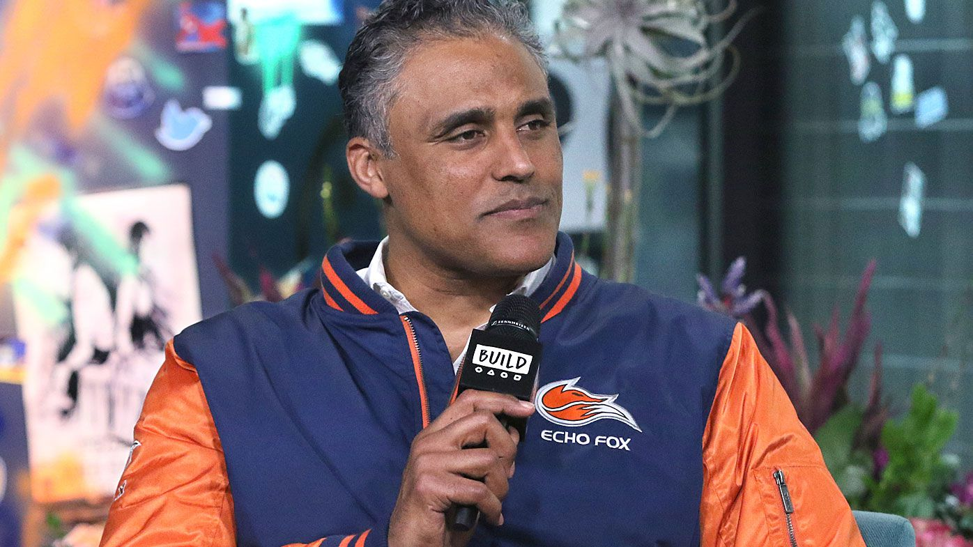 Rick Fox is the CEO of Echo