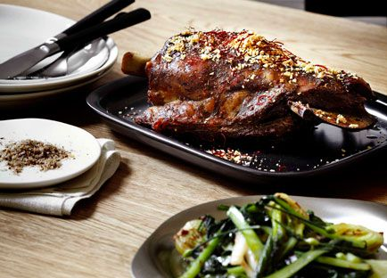 Andew McConnell: Lamb with cumin