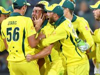 Inspired Stoinis leads Aussies to thrilling win