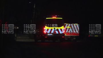 A teenager has been stabbed in west Wollongong.