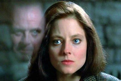 Easily one of the strongest women in movie history, Clarice isn't fazed by cannibal serial killer Hannibal Lecter (Anthony Hopkins). <i>Good evening, Clarice...</i>