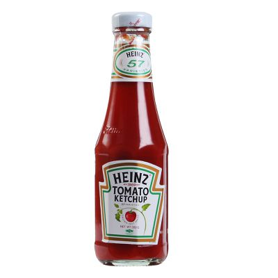 <strong>Heinz Tomato Ketchup (26.1 grams of sugar per 100ml)</strong>