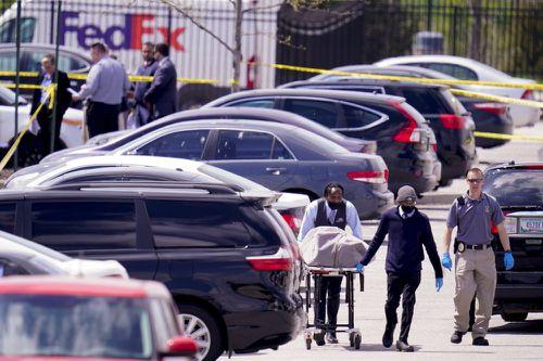 Indianapolis FedEx shooting