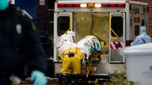 Doctor with Ebola dies at US hospital in Nebraska