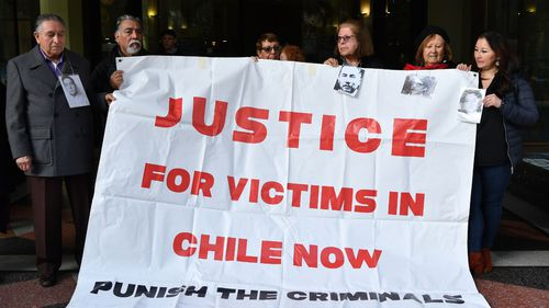 Chilean kidnap accused awaits bail over Pinochet-era crime claims