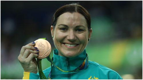 Commonwealth Games Gold Coast velodrome to be named after cyclist Anna Meares