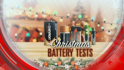 Christmas battery tests