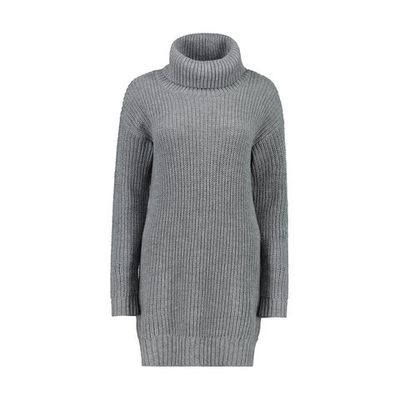 "<a href=""http://www.kmart.com.au/product/roll-neck-knit-dress/1251347"" target=""_blank"" draggable=""false"">Kmart Roll Knit, $25.</a>"