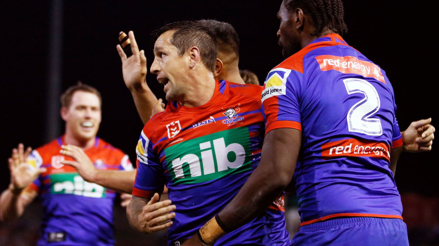 Newcastle see off Brisbane