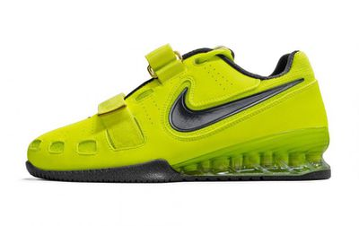 <strong>Nike Romaleos 2 (Volt Green)</strong>