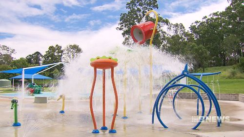 A $1.5 million aqua playground is coming to the Keperra Picnic Grounds in Brisbane's north.