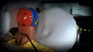 Takata airbags are subject to a worldwide recall.