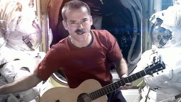 Astronaut Chris Hadfield's vision of a future on Mars