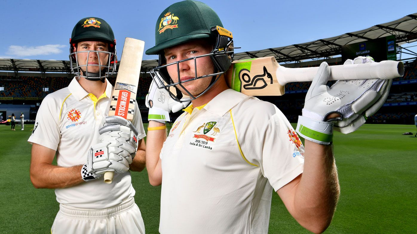 Aussie batting line-up inexperienced, Will Pucovski unlucky as Kurtis Patterson debuts