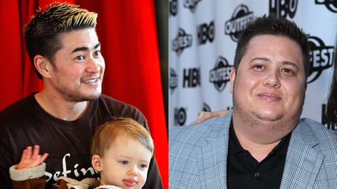 Pregnant man is angry with Chaz Bono for stealing his spot on DWTS