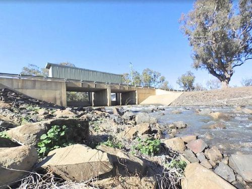 Human remains have been found in the Mehi River, in Moree, NSW.