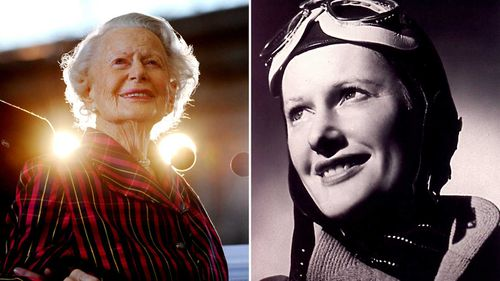 Western Sydney's airport will be named after Nancy-Bird Walton.