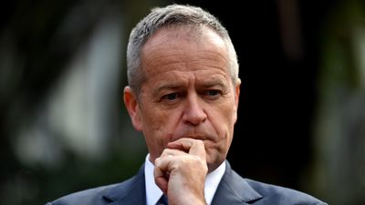 Bill Shorten staying put