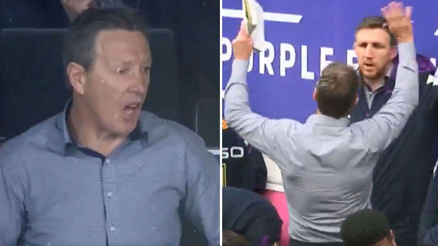 NRL great Brad Fittler reveals unique Melbourne quirk that left Craig Bellamy fuming