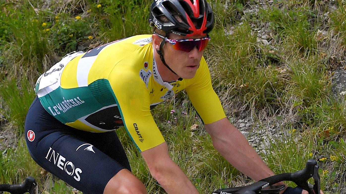 Aussie cyclist Rohan Dennis