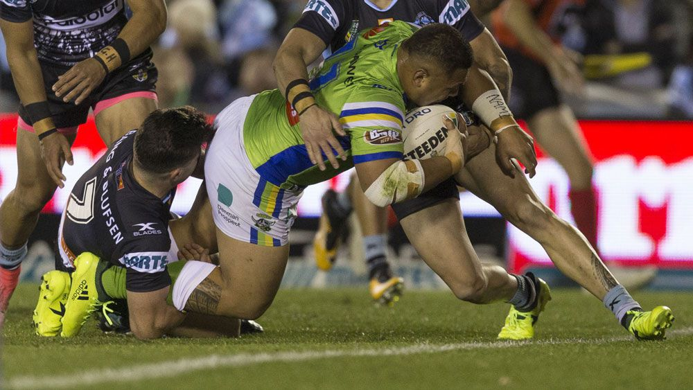Canberra Raiders coach Ricky Stuart says his team haven't been tough enough in 2017