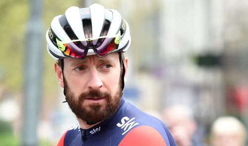 A committee questioned the content of a package delivered to Bradley Wiggins after a race in 2011. (AAP)