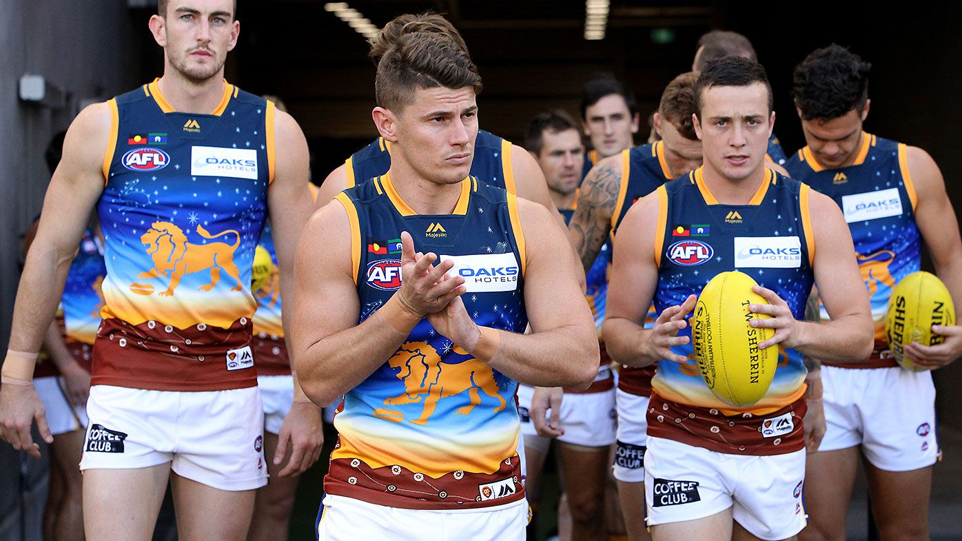 Brisbane Lions captain Dayne Zorko avoids sanction for alleged spitting incident