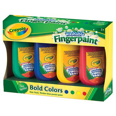 "<a href=""https://www.target.com.au/p/crayola-washable-4-pack-fingerpaints/37005566"" target=""_blank"">Crayola Washable Finger Paint, $17, Target.</a>"