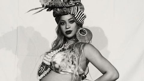Beyonce push party.