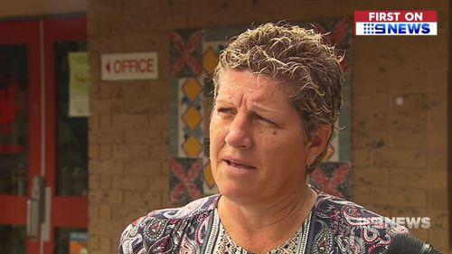 Richmond Primary School principal Tracey Davies.