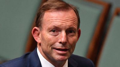 Abbott looks forward to 'welcoming Sam into the family'