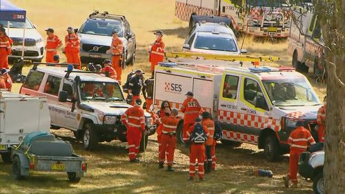 , White ute among items seized in search for missing NSW toddler, The World Live Breaking News Coverage & Updates IN ENGLISH