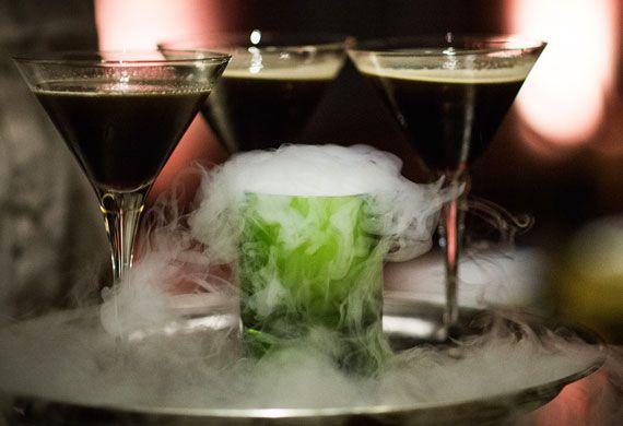 James Squire's clout porter espresso martini
