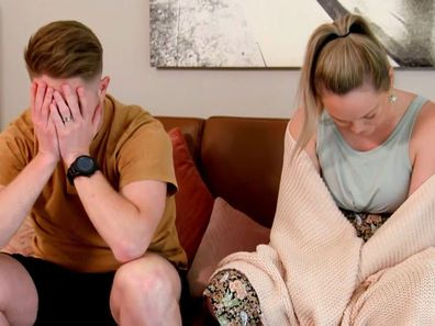 MAFS 2021 Bryce and Melissa Confessions Week