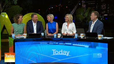 Georgie Gardner and Deb Knight open up about 'secret meetings' ahead of 'TODAY' changes