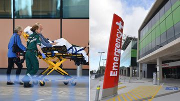 Hospital overcrowding 'putting lives at risk'
