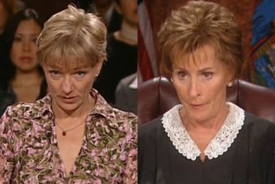 """<b>Judge Judy Perfect Put-Down:</b> """"Your story is a pack of baloney!"""""""