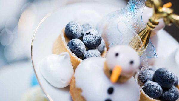 Sofitel Sydney Wentworth's Frozen themed Christmas celebrations