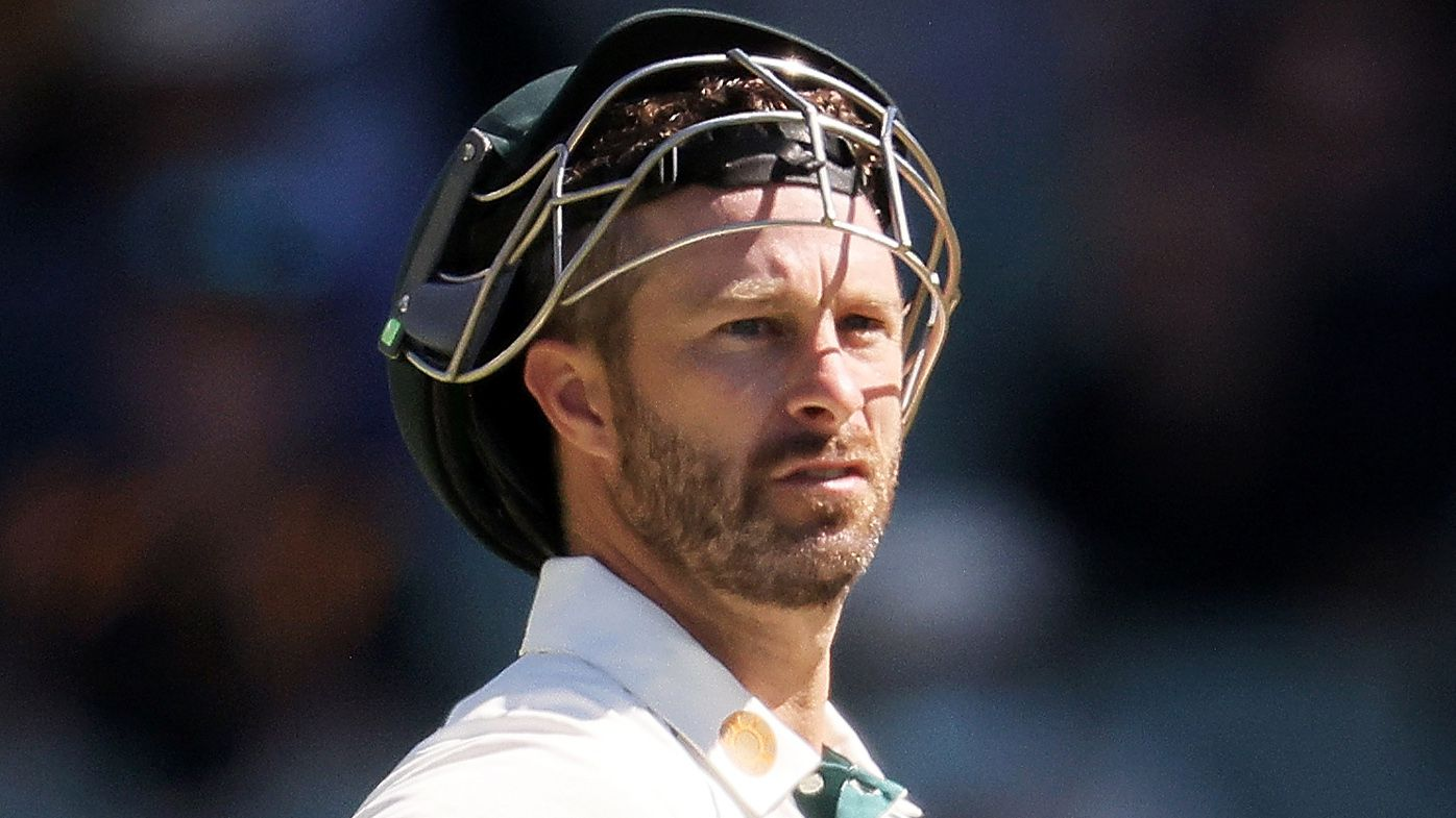 Matthew Wade rejects Trevor Hohns' offer to chat, says he's yet to give up hope of earning a Test recall