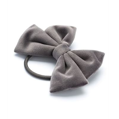 Steal this sweet little girls' hair tie for the office.