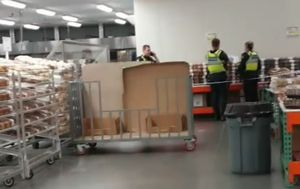 Melbourne Costco employee 'stabbed by co-worker in bakery section argument'