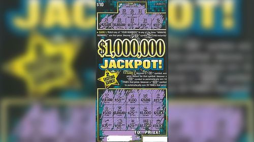 Man wins $1 million on scratchie after purchasing ticket with $20 he found outside airport